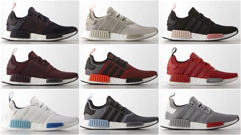Nike Adidas Nmd the adidas nmd r1 runner is available in