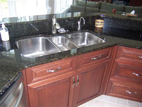 Cast Polymer Countertops Countertop Styles Materials Ds Woods Custom Cabinets