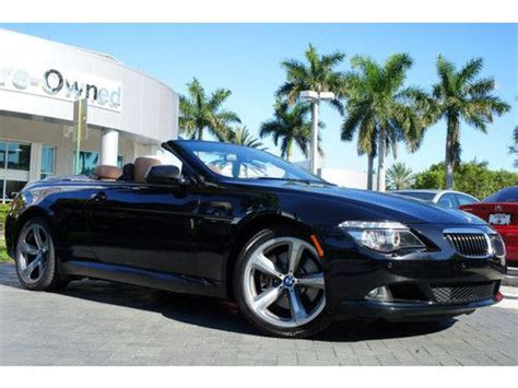 bmw usa certified pre owned sell used 2010 bmw 650i convertible certified pre owned 1