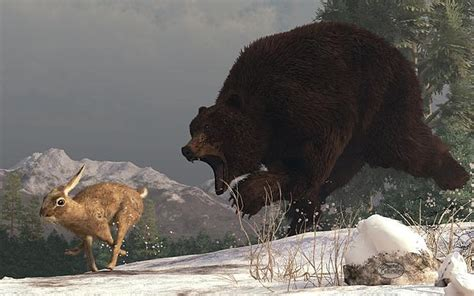 Chasing Iphone6 Plus grizzly chasing rabbit iphone 6 for sale by