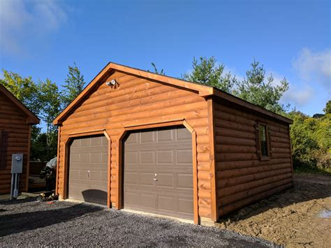 log cabin garages log cabin garage kits my marketing journey