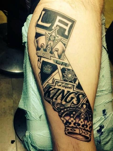 la tattoos 26 best hockey ink images on hockey tattoos