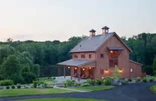 Bar Cupola Country Retreat Farmhouse Exterior Dc Metro By