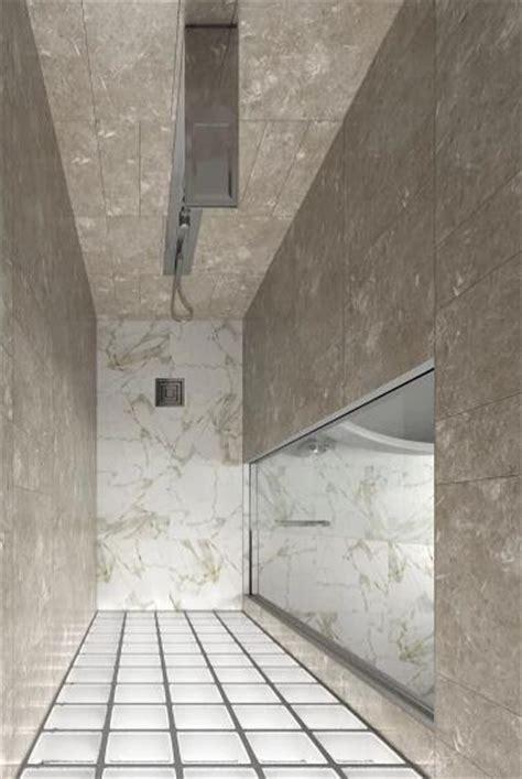 doccia a muro essential doccia al fuorisalone la porta scorrevole