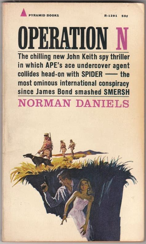 dal duch books operation n by norman 1966 1st edition vintage