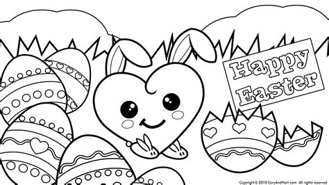 Disney Easter Coloring Pages To Print