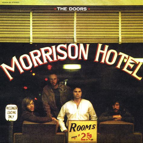 The Doors Albums by A Collection Box Set Cd 5 Morrison Hotel The Doors