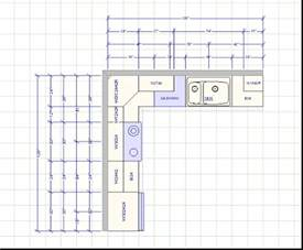 Kitchen Cabinets Design Layout by Cabinetbroker Net Kitchen Design Guidlines