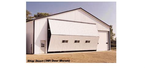 Overhead Bifold Doors Think Bifolds For Simple Easy Custom Built Automatic Overhead Doors