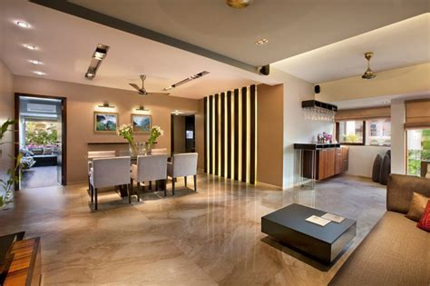 Bathija Residence   Modern   Living Room   other metro