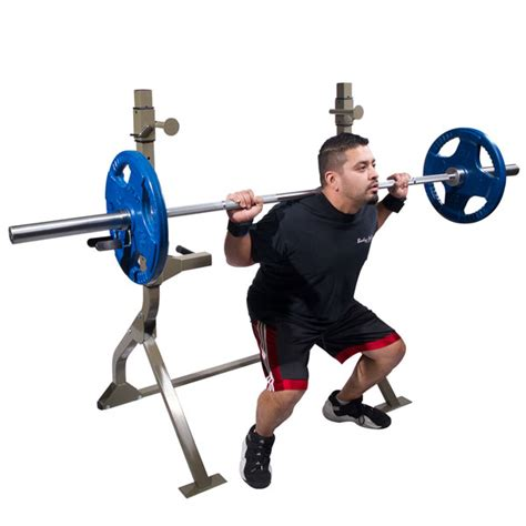 partial bench press bfsr10 best fitness squat rack body solid fitness