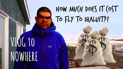 how much does it cost to fly a how much does it cost to fly to iqaluit