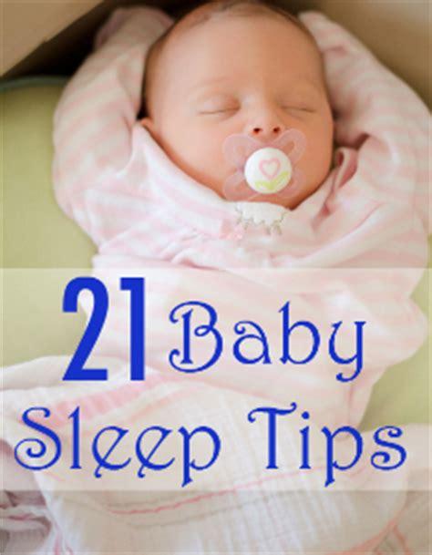 Tips On How To Get Baby To Sleep In Crib 21 Baby Sleep Tips