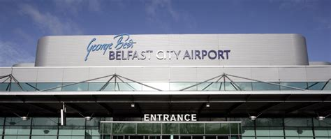 george best city flying high with george best belfast city airport
