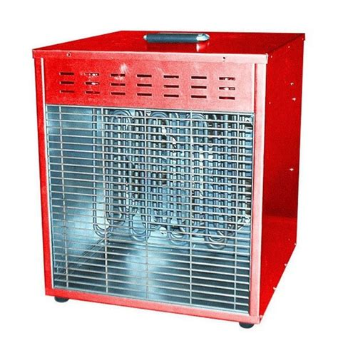 broughton red giant ff kw    phase fan heater