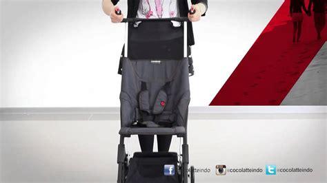 Cocolatte Pockit V Stroller cocolatte pockit new world smallest folding stroller