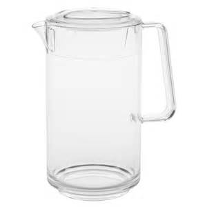 Coupons For Kitchen Collection by Water Pitcher With Lid For Sale Clear Zak Style
