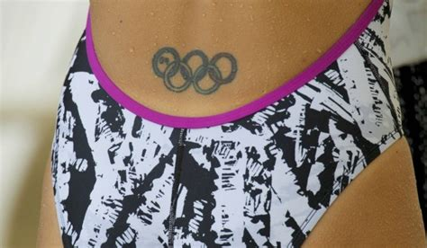 tattoo training london 2012 london olympics athletes show high spirit with