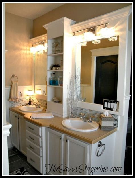 Update Bathroom Mirror Hometalk Easy Bathroom Updates Lu S Clipboard On Hometalk