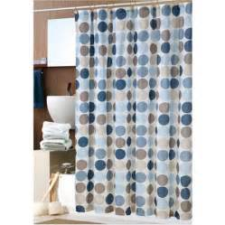 fabric shower curtain sets mainstays 13 fabric shower curtain and decorative