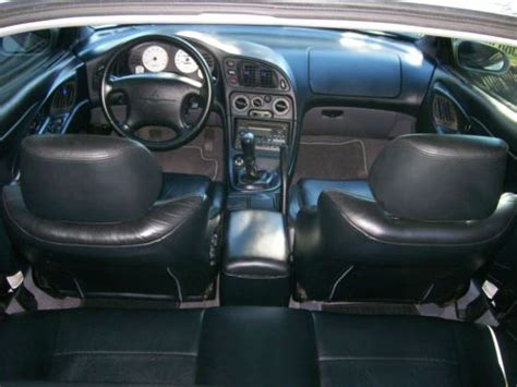 Mitsubishi Eclipse 1999 Interior by Buy Used 1999 Mitsubishi Eclipse Gsx 100 Stock Low