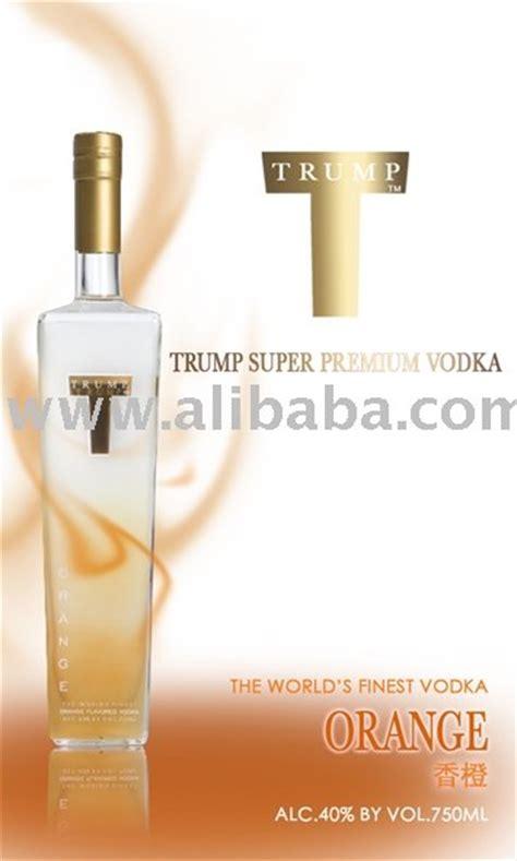 The Launch Of Premium Vodka by Premium Vodka Orange Flavored Products
