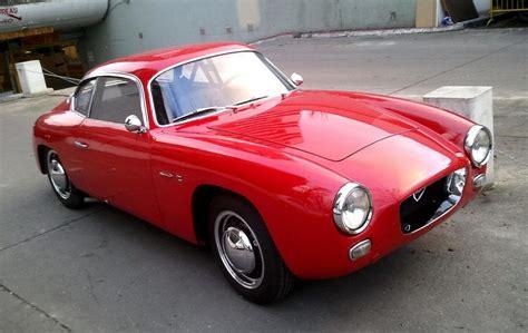 Lancia Sports Car The Beautiful Desirable And Cool Lancia Flaminia