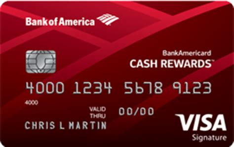 Sle Credit Card Number Usa Bank Of America Gives Their Credit Cards A Make Doctor Of Credit