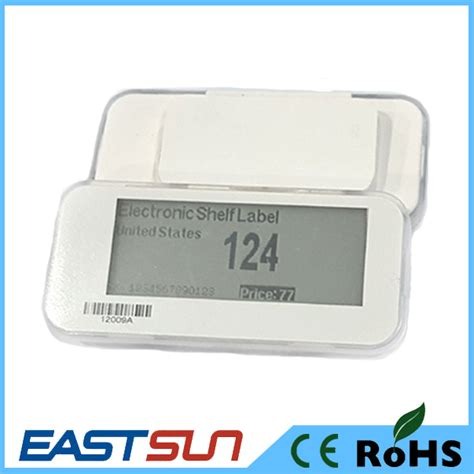 Shelf Price Tags by Electronic Price Tag Electronic Shelf Label Digital