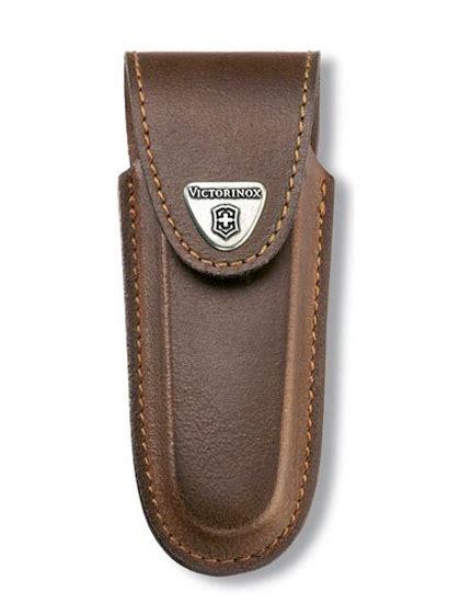 Swiss Army M2185 Krem Black Brown Leather Original 4 6 layer brown leather pouch xl swiss army knife