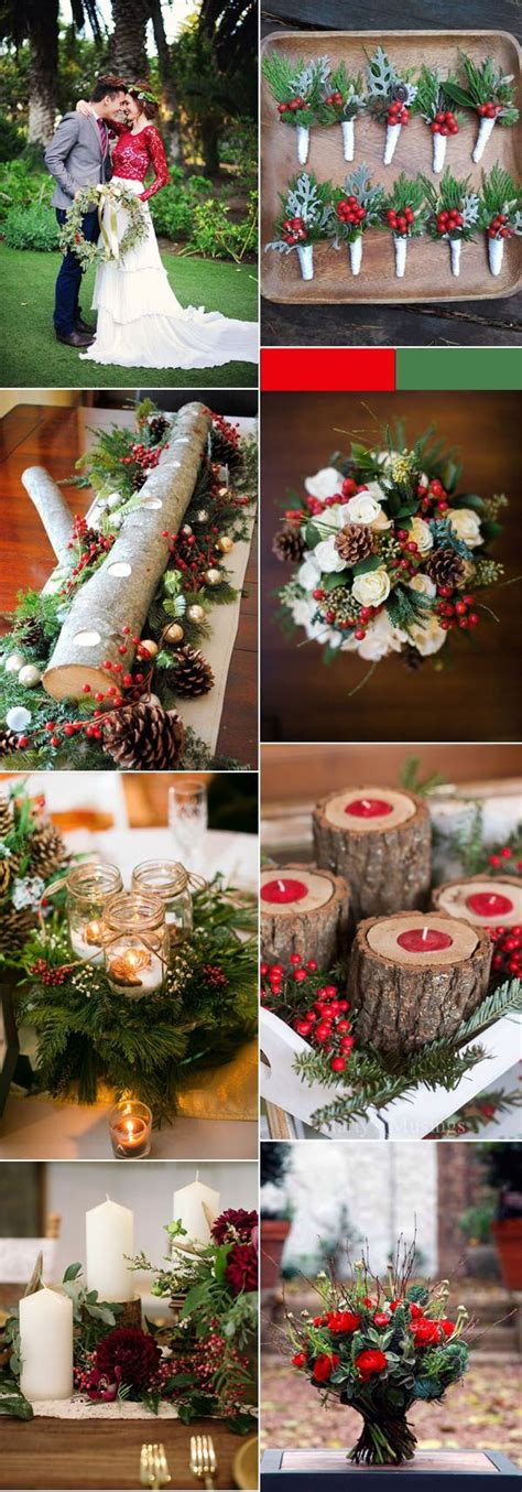 colour themes for christmas 2015 25 best ideas about christmas wedding on pinterest