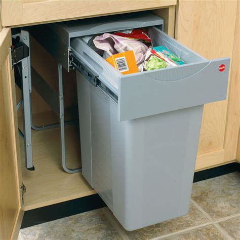 hafele kitchen cabinets easy cargo 40 pull out waste bins from hafele kitchensource