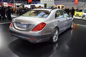 Mercedes S600 2015 2015 Mercedes S600 Revealed In Detroit Cars Co Za