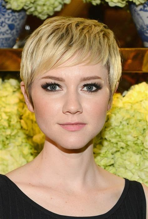 short pixie cute pixie haircuts and short blonde on pinterest valorie curry cute short blonde pixie haircut for girls
