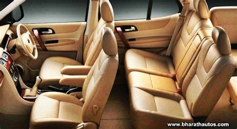 Interior Of Tata Safari Storme by A Stitch In Time Saves Nine Just What Could Saved