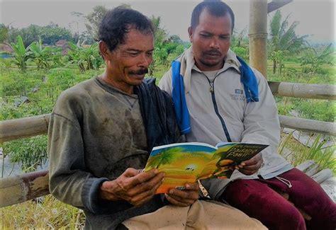 bagaimana strategi mengubah pola pikir orang desa shnet
