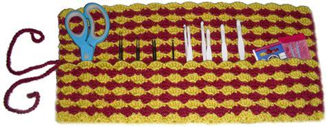pattern for crochet needle holder crochet spot 187 blog archive 187 free crochet pattern