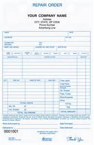 Repair Receipt Template Printable Automotive Repair Receipts Infocap Ltd