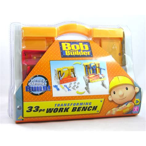bob the builder work bench bob the builder playsets and games toy shop wwsm