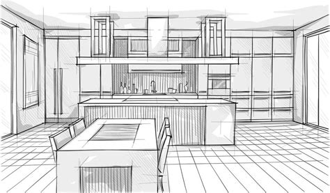 kitchen design sketch kitchen sketch design www imgkid com the image kid has it