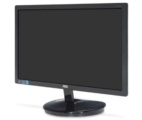 Aoc 20 Inch E2043fk by Aoc E2043fk 20 Class Widescreen Led Monitor 1600x900 16
