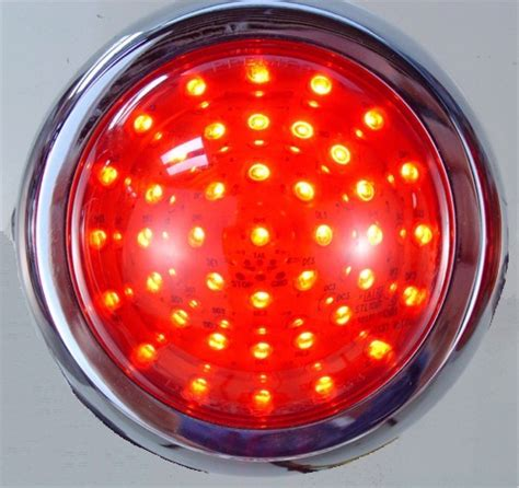how much are brake lights flashing leds could create a mesh network for self driving