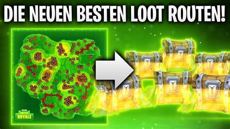 die neuen loot routen fortnite battle royale youtube