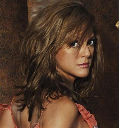 feather cut hairstyles for medium length hair eva larue feather haircut
