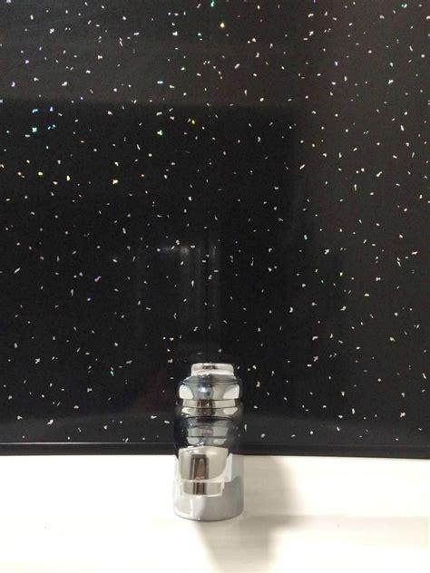 cladding ceiling bathroom black sparkle wall panels pvc bathroom cladding shower wet