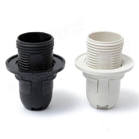 socket holder ring small edison e14 light bulb holder pendant socket lshade collar ring sale banggood