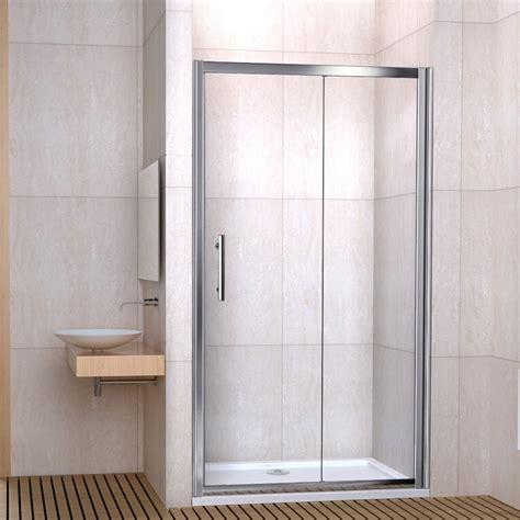 Walk In Shower Glass Doors Bathroom Sliding Walk In Shower Door Enclosure Screen