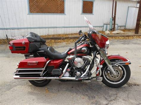 98 Harley Davidson by 98 Harley Davidson Electra Glide Ultra Classic For Sale On