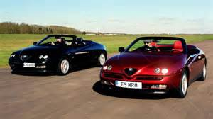 Alfa Romeo 916 Gtv And Spider The Complete Story Alfa Romeo Gtv Spider 916 Series Road Test
