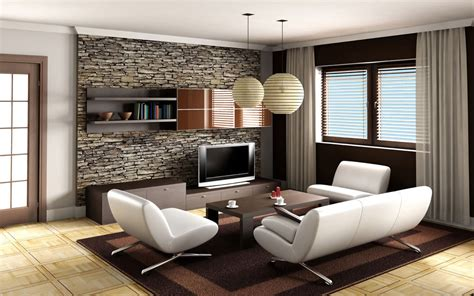 modern living room design ideas rule number one less is